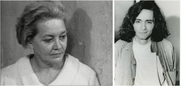 Kathleen Maddox Bower, mother of Charles Manson